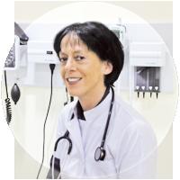 Dr. Margaret Van Spronsen, M.D.